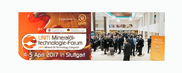 UNITI Mineral Oil  Technology Congress April 2017