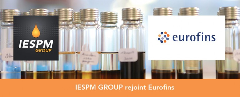 IESPM GROUP rejoint Eurofins