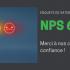 Satisfaction clients : NPS 63